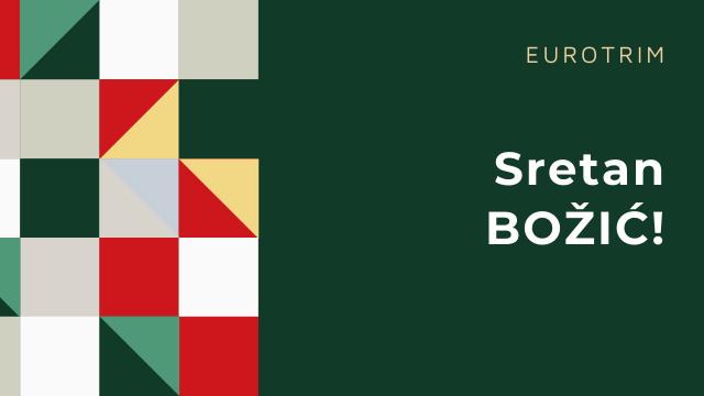 EuroTRIM Mostar News Sretan Bozic 2020