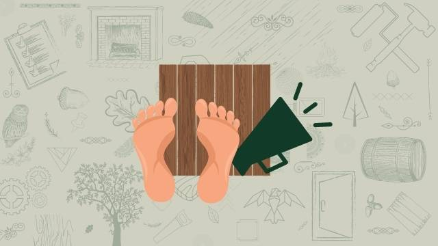 EuroTRIM Mostar Blog Zasto drveni podovi skripe i kako ih popraviti